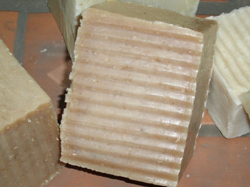 Coconut Soap Alchemy Soap