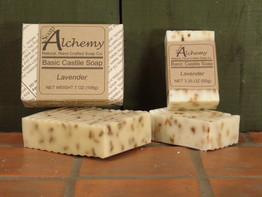 Natural Basic Castile Soap - Lavender